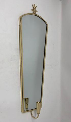 Mässing - Spegellampett Marie 46 cm Image