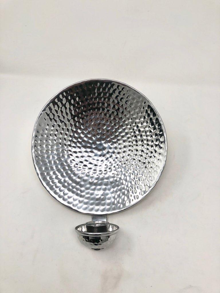 Aluminium - Lampett rund 23 cm Image