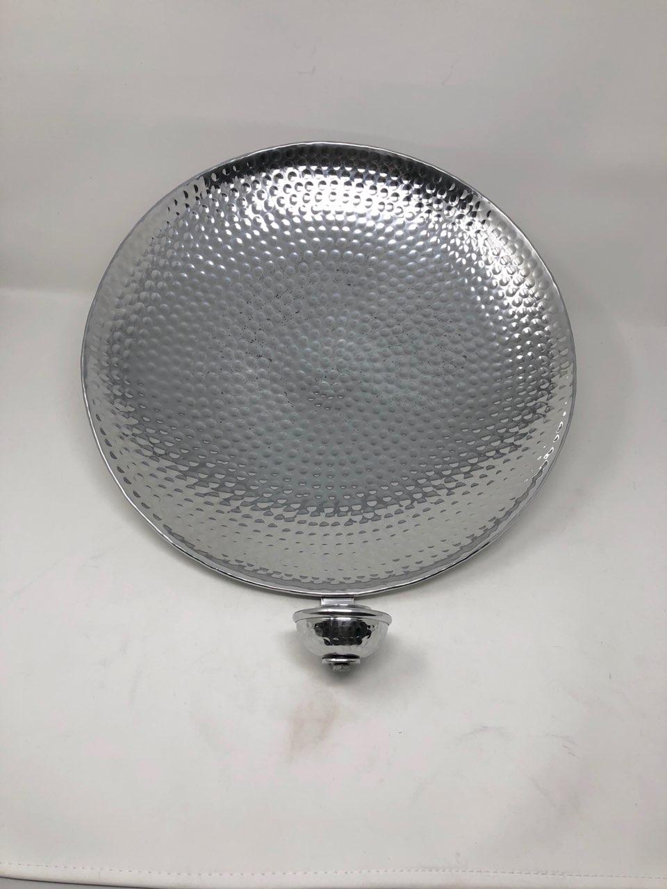 Aluminium - Lampett rund 40 cm Image