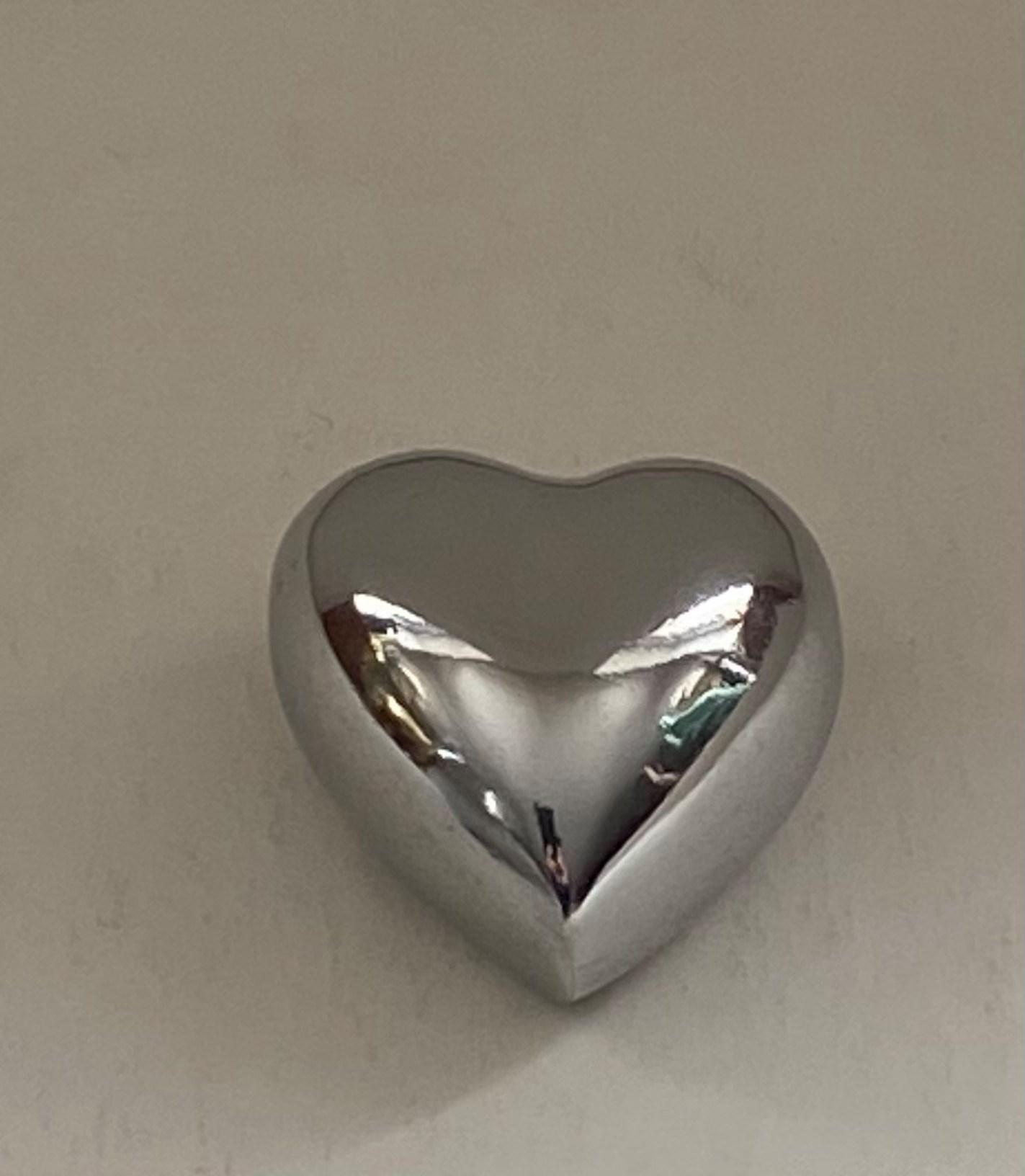 Aluminium - Hjärta Image